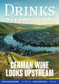 Cover Art for Drinks international